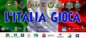 L'ITALIA GIOCA, seconda edizione