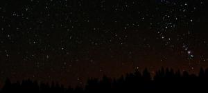 Le stelle stanno a guardare?